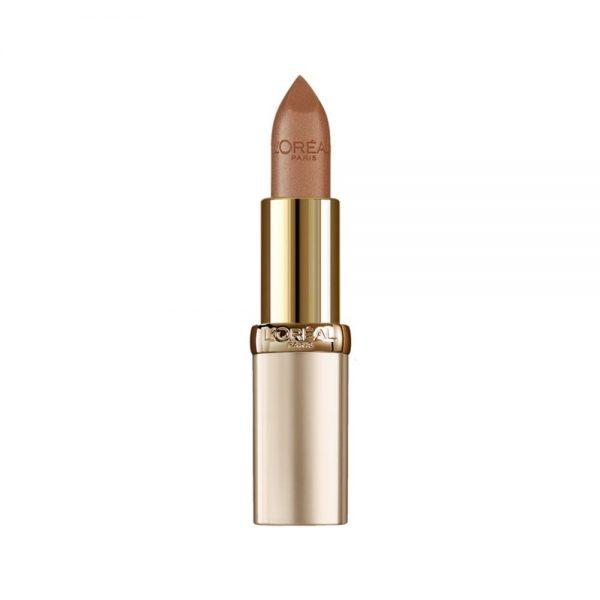 L Oreal Paris Lipstick Barra de Labios Color Riche 000 3054080055662 Front