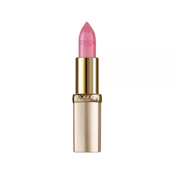 L Oreal Paris Lipstick Barra de Labios Color Riche 000 3054080055846 Front