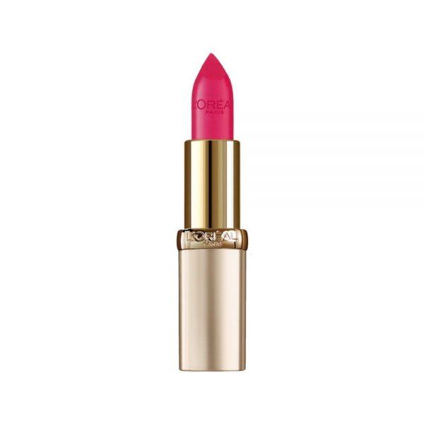 L Oreal Paris Lipstick Barra de Labios Color Riche 000 3600521795484 Front