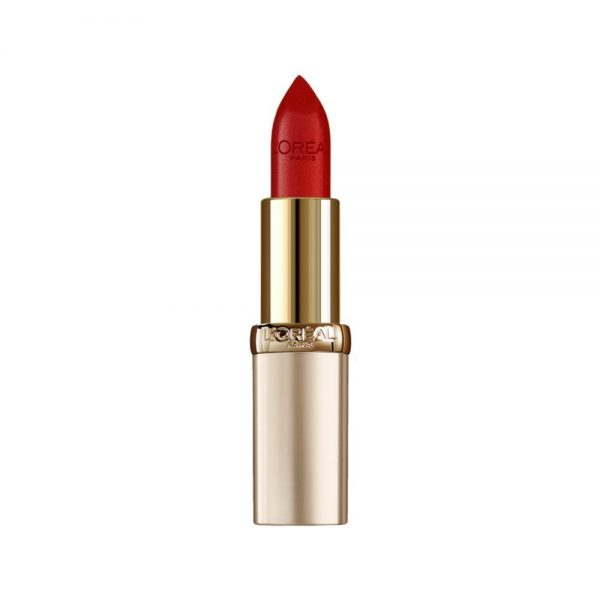 L Oreal Paris Lipstick Barra de Labios Color Riche 000 3600521795576 Front