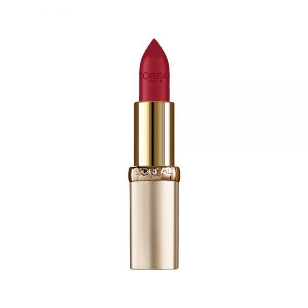 L Oreal Paris Lipstick Barra de Labios Color Riche 000 3600521966372 Front