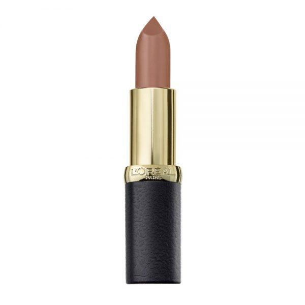 L Oreal Paris Lipstick Barra de Labios Color Riche Mate 000 3600523399802 Front