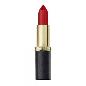 L Oreal Paris Lipstick Barra de Labios Color Riche Mate 000 3600523399864 Front