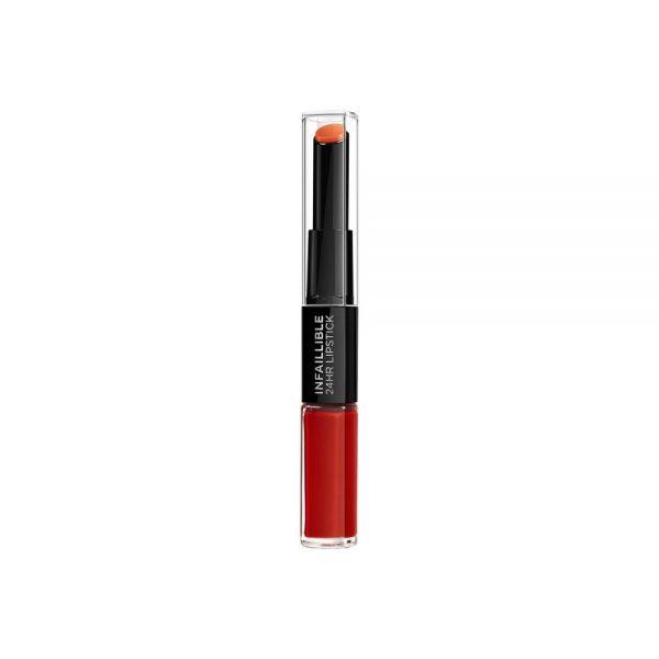 L Oreal Paris Lipstick Barra de labios Infalible 000 3600522337188 Front