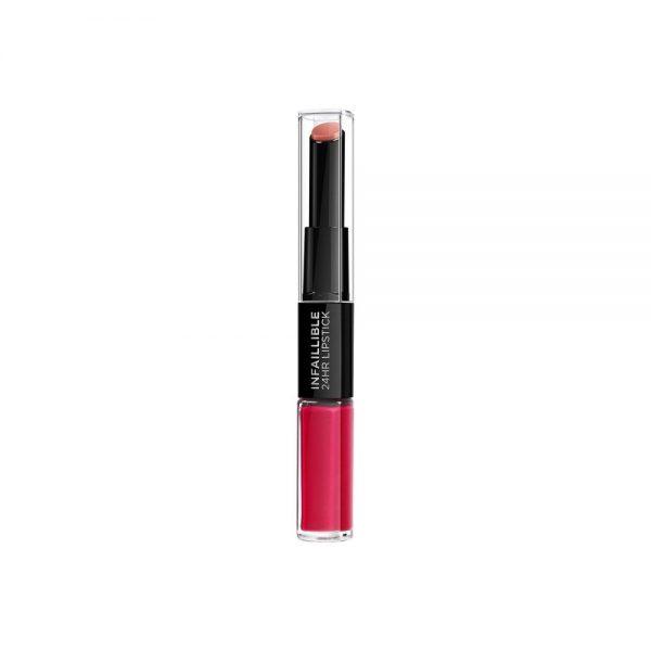 L Oreal Paris Lipstick Barra de labios Infalible 000 3600522634034 Front