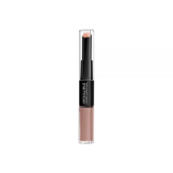 L Oreal Paris Lipstick Barra de labios Infalible 000 3600523600540 Front