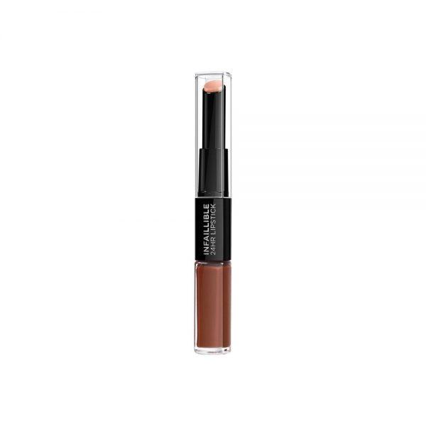 L Oreal Paris Lipstick Barra de labios Infalible 000 3600523600557 Front