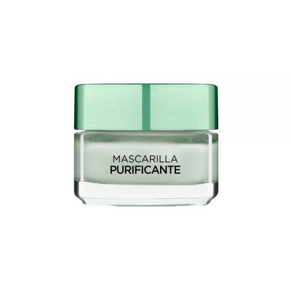 L Oreal Paris Mask Mascarilla purificante arcillas Puras 000 3600523305988 Front