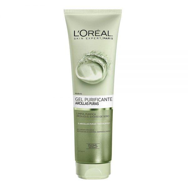 L Oreal Paris Mask gel purificante arcillas Puras 000 3600523431151 Front