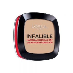 L'OREAL INFALIBLE FDT COMPACT MAQUILLAJE COMPACTO 225