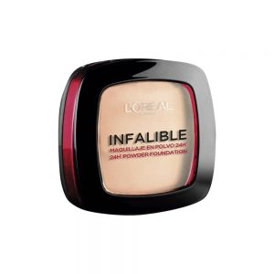 L'OREAL INFALIBLE FDT COMPACT MAQUILLAJE COMPACTO 245