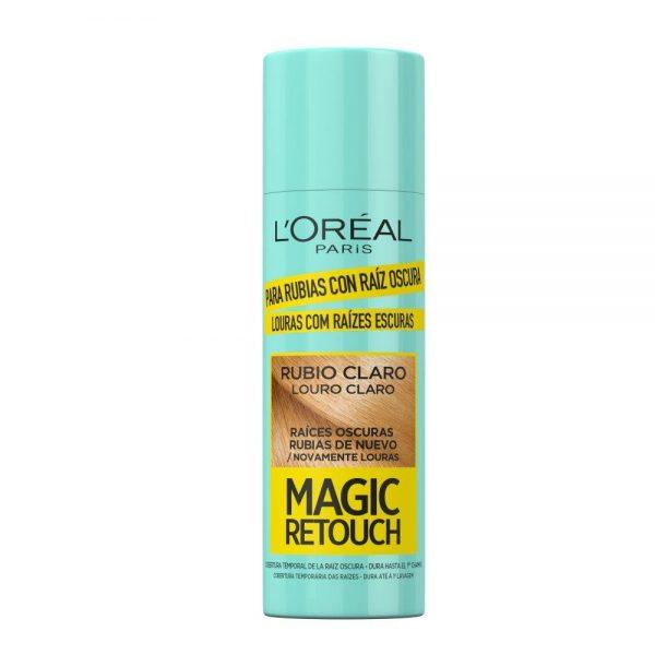 L Oreal Paris Spray MAGIC RETOUCH DARK ROOTS RUBIOCLARO 000 3600523735518 Front