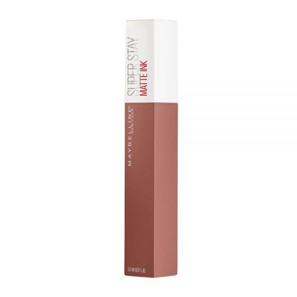 Maybelline New York Barra de Labios Mate Ink Nudes 000 3600531469498 Front
