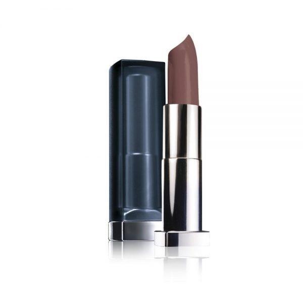 Maybelline New York Barra de labios Color Sensational Creamy Matte Nudes 000 3600531364458 Front