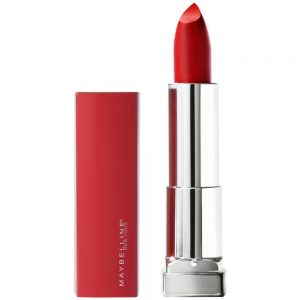 Maybelline New York Barra de labios Color Sensational Made For All 382 Red For Me Color Rojo 000 3600531543358 Front