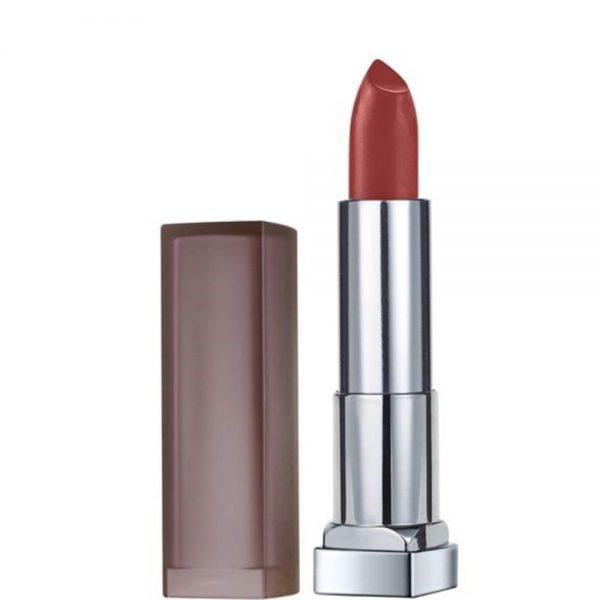 Maybelline New York Barra de labios Color Sensational Mattes 968 Rich Ruby Mate Color Rojo 000 3600531349752 Front