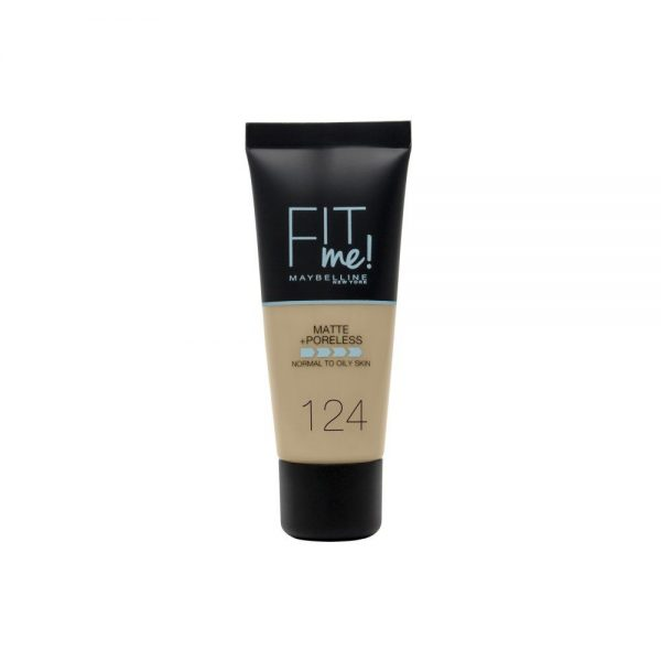 Maybelline New York Base de maquillaje Fit Me Foundation 000 3600531429539 Front
