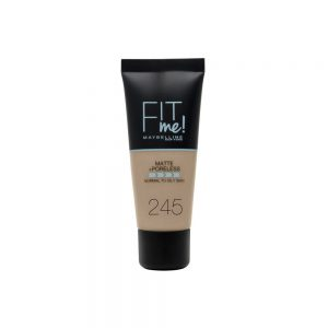 Maybelline New York Base de maquillaje Fit Me Foundation 000 3600531453404 Front