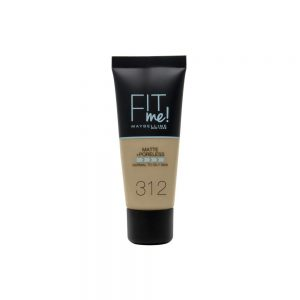 Maybelline New York Base de maquillaje Fit Me Foundation 000 3600531453442 Front