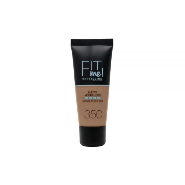 Maybelline New York Base de maquillaje FitMe 000 3600531324902 Front