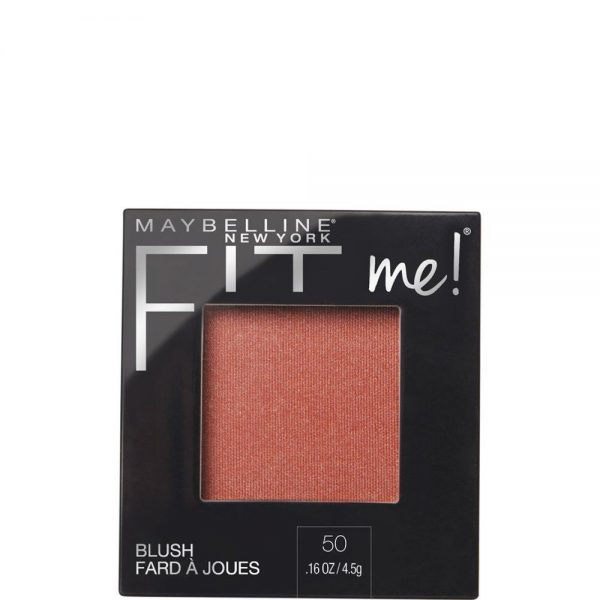 Maybelline New York Blusher Fit Me tono 50 Wine mate todo tipo de pieles 000 3600531537357 Front