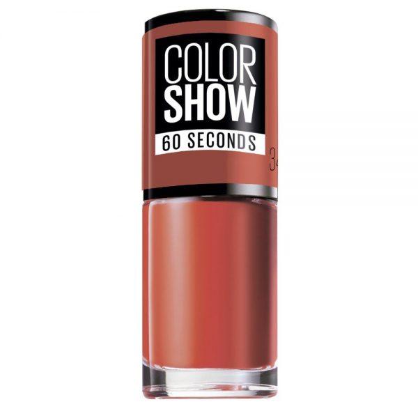 Maybelline New York Esmalte de u as Color Show 342 000 0000030097124 Front
