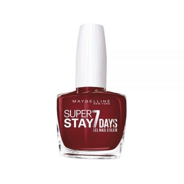 Maybelline New York Esmalte de u as Super Stay 7 Days 000 3600530282418 Front