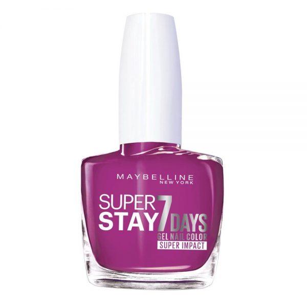 Maybelline New York Esmalte de u as Super Stay 7 dias 000 3600531376772 Front