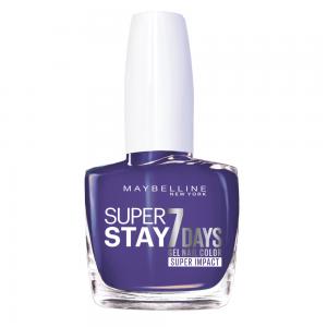 Maybelline New York Esmalte de u as Super Stay 7 dias 000 3600531376789 Front