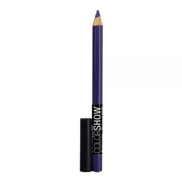 Maybelline New York Eyeliner Color Show Purple 000 3600530905522 Front
