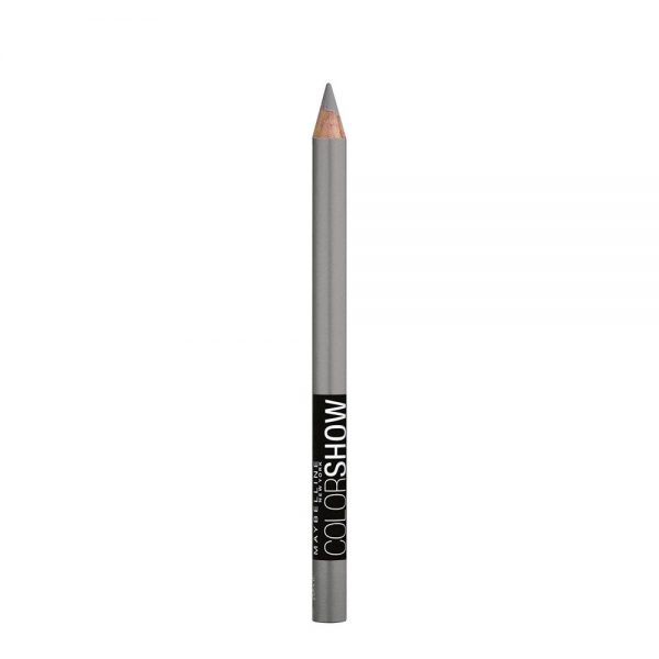 Maybelline New York Eyeliner Color Show Silver 000 3600530905485 Front