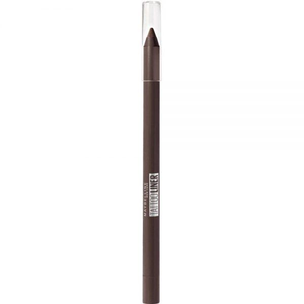 Maybelline New York Eyeliner Eyeliner Tattoo Liner larga duraci n waterproof 910 Bold Brown marr n oscuro 000 3600531531089 Front
