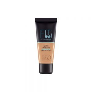 Maybelline New York Foundation Base Maquillaje Fit Me 000 3600531324896 Front