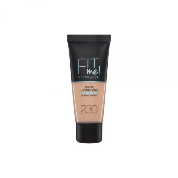 Maybelline New York Foundation Base Maquillaje Fit Me 000 3600531325077 Front