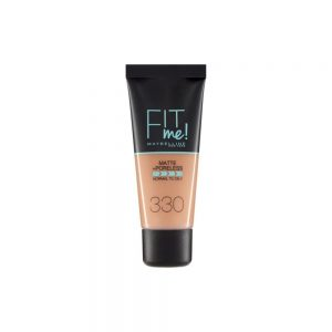 Maybelline New York Foundation Base Maquillaje Fit Me 000 3600531359072 Front