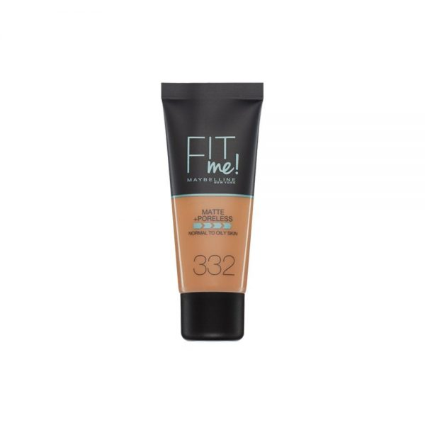 Maybelline New York Foundation Base Maquillaje Fit Me 000 3600531395520 Front