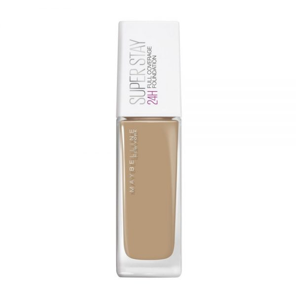 Maybelline New York Foundation Base Maquillaje SuperStay 24h 000 3600531401993 Front