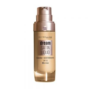 Maybelline New York Foundation Base maquillaje Dream Satin Liquid 000 3600531459161 Front
