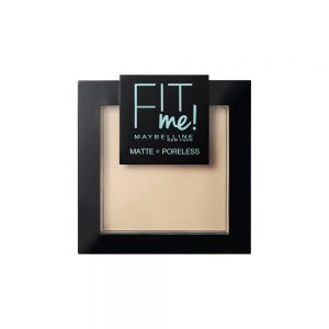 MAYBELLINE FIT ME MATTE MAQUILLAJE COMPACTO 105 NATURAL