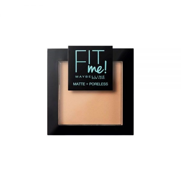 Maybelline New York Powder Polvos Fit Me 000 3600531384029 Front