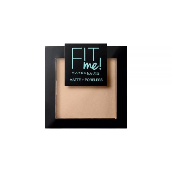 Maybelline New York Powder Polvos Fit Me 000 3600531384197 Front