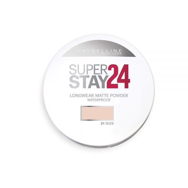 Maybelline New York Powder Polvos SuperStay 24h 000 3600530854035 Front