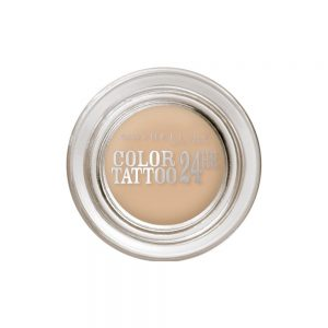 Maybelline New York Sombras Color Tatoo 000 3600531038274 Front