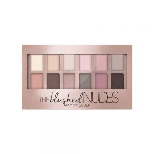 MAYBELLINE SOMBRAS PALETA THE NUDES 01 BLUSHED