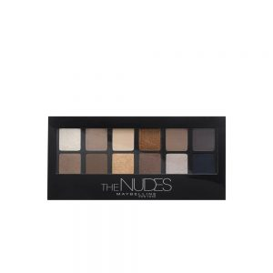 MAYBELLINE SOMBRAS PALETA THE NUDES 01
