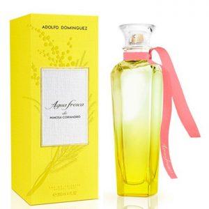 agua fresca de adolfo dominguez mimosa coriandro
