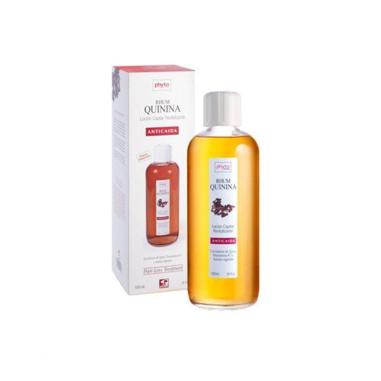 capilar rhum quinina 1000