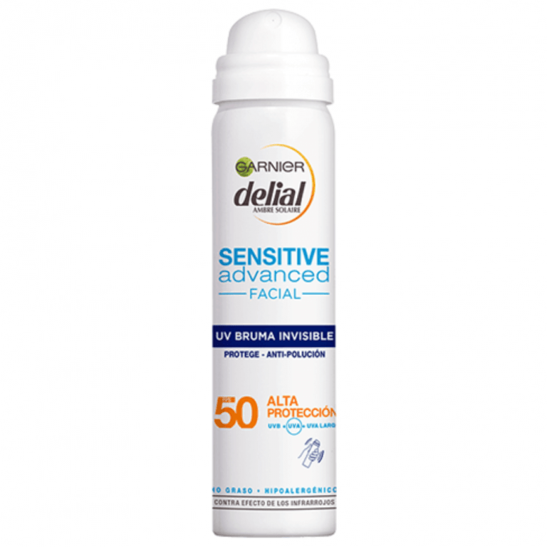 delial Bruma Facial Hidratante Sensitive Advanced