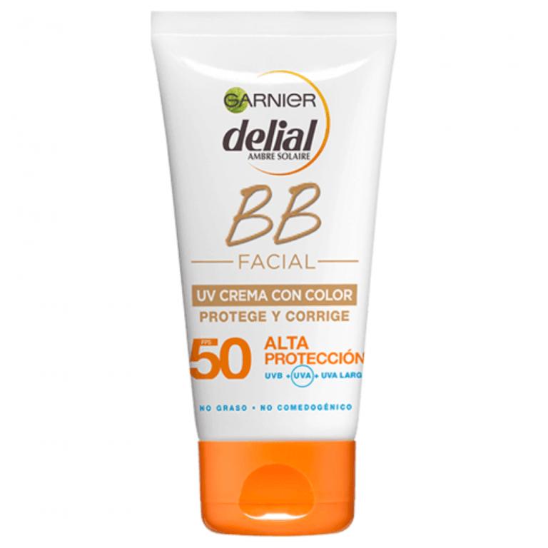 delial facial bb fp50