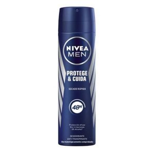 NIVEA FOR MEN DEO SPRAY 200ML PROTEGE&CUIDA PRM